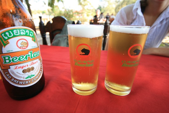 10 Best things to do in South East Asia - Drink Beer lao