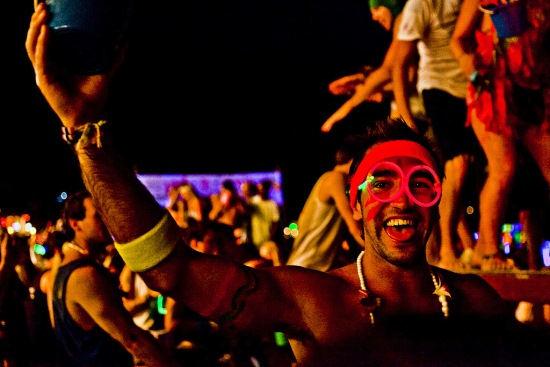 10 Best things to do in South East Asia - Party!