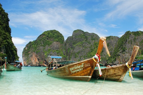 10 Best things to do in South East Asia - Maya island, Phi phi