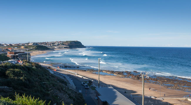 Merewether beach!