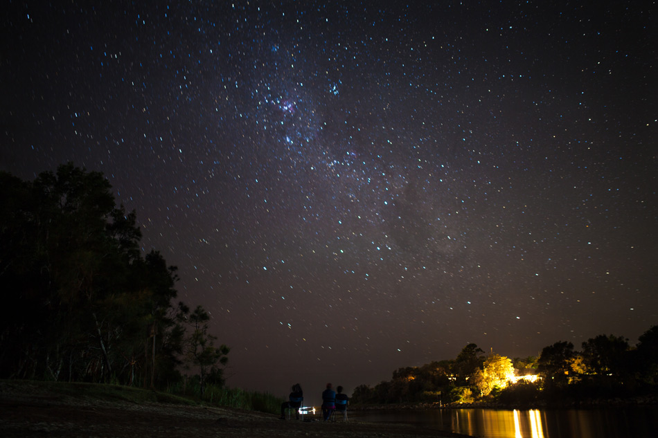 Travel Photo Of The Day Clear Night Skies At Avoca Beach Australia