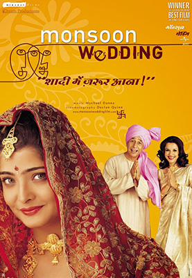 Monsoon Wedding Movie