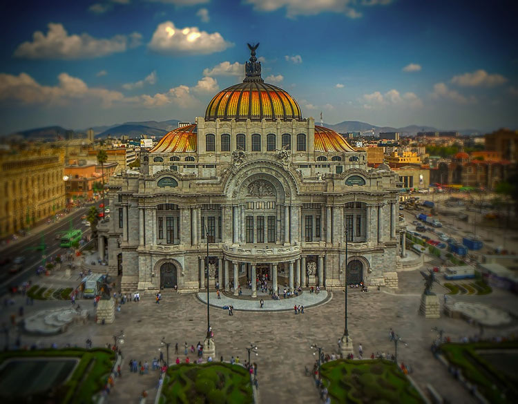 mexico city architecture