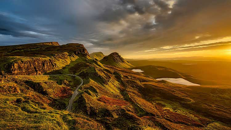 scotland mountains