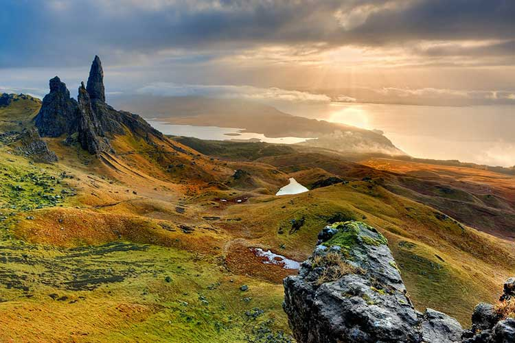 scottish landscape