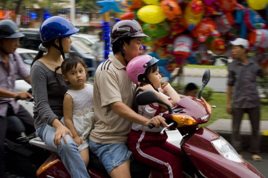10 Best things to do in South East Asia - Buy a bike in Vietnam