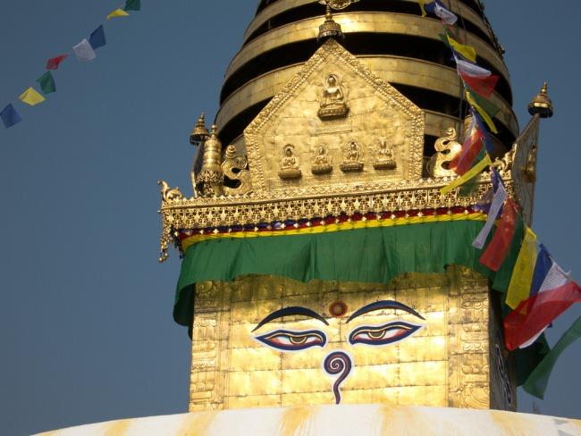 Swayambhunath The Monkey Temple Kathmandu