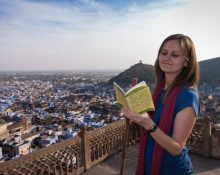 vegan travel in India