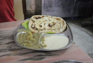 Parotta south indian food