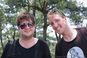 Stu and Nathan