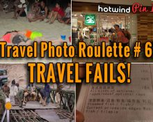 travel fails