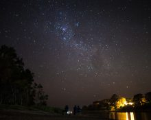 Night Skies at Avoca Beach, Australia