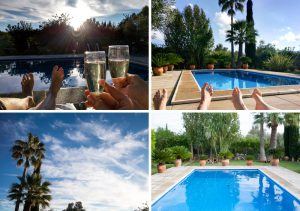 Mallorca villa Pool