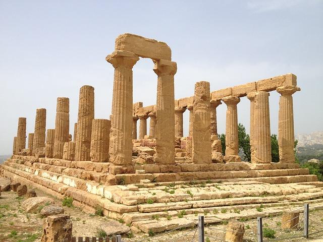 sicily ruins