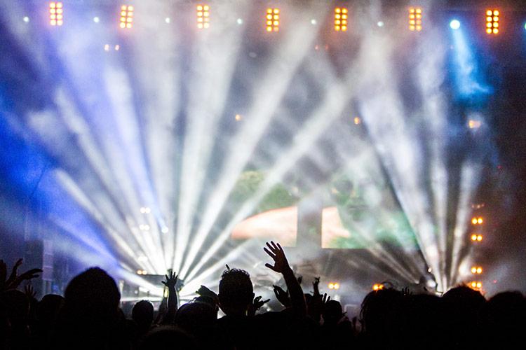 Nos Alive music festival portugal