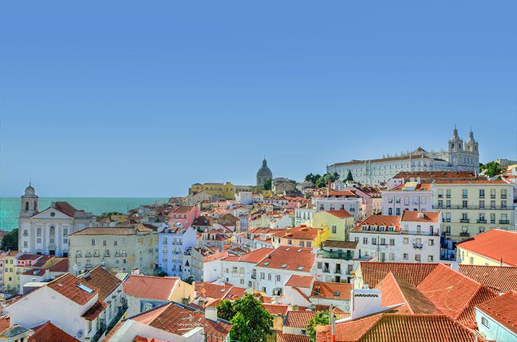 Portugal Skyline