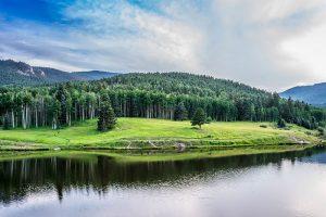Lake in Colorado