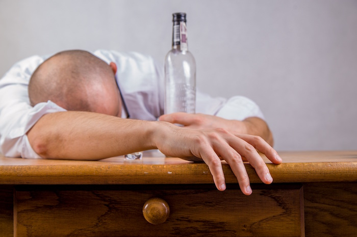 avoid booze!