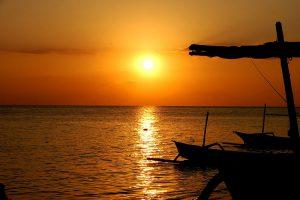 beach sunset bali