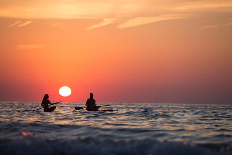 couples sea mallorca