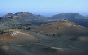 lanzarote mountain view