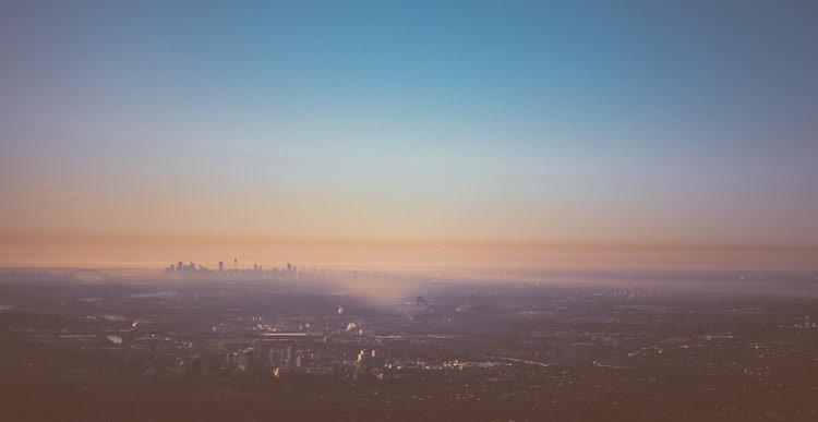 sydney city sky skyline australia