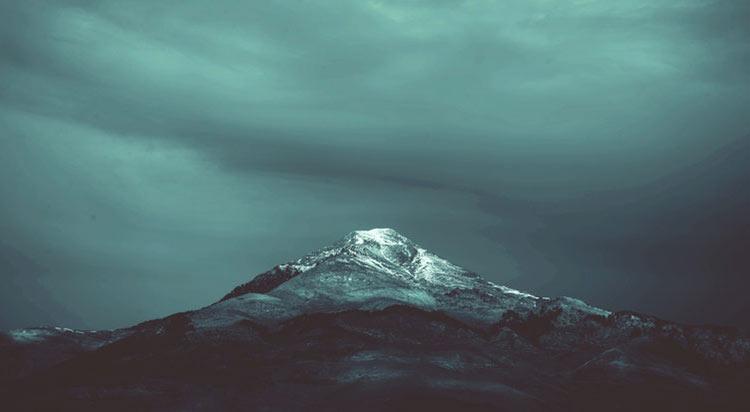 arctic circle mountain