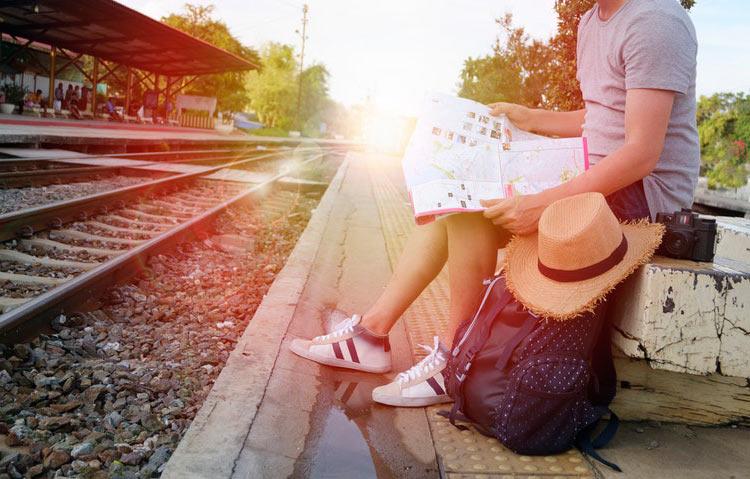 train traveller