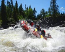 rafting carucasus