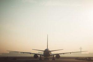 aeroplane air travel