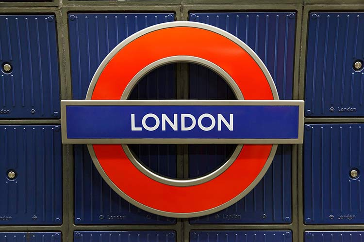 britain london sign
